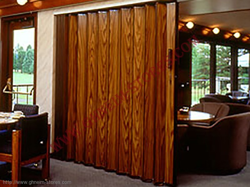 S&le Accordion Doors - ??? ????? ???????? & Our Services - Accordion Doors - Ghneim Curtains In Lebanon