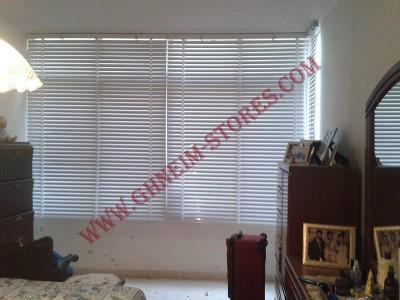 Sample Metal And Wooden Curtains - صور ستائر معدنية و خشبية