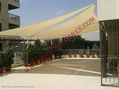 Sample Tents Curtains - صور برادي خيم