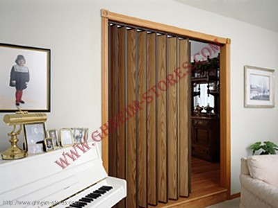 Sample Accordion Doors - صور أبواب أكورديون