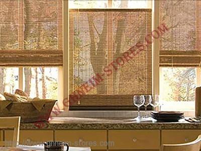 Sample Bamboo Curtains - صور برادي بامبو
